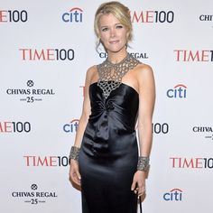 Honoree Megyn Kelly attends the TIME 100 Gala, TIME's 100 most influential people in the world at Jazz at Lincoln Center on April 29, 2014 in New York City.