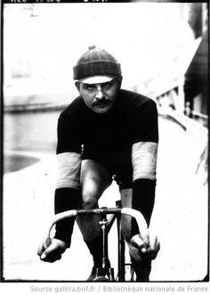 Faber, coureur cycliste : [photographie de presse] / Agence Meurisse - 1