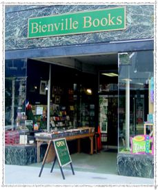 Mobile, AL - Bienville Books.  A small independent new and used bookstore. They carry a large selection of used hardcover and paperback fiction; local and regional authors; rare and first editions; history; and assorted other books. They also carry furniture and furnishings for sale, as well as art by local artists.