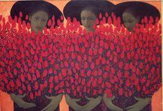 Getahun Assefa on the AphroChic blog #Ethiopia #art