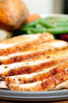 Herb-Roasted Turkey Breast Recipe
