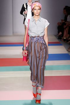 2013 Spring RTW  Marc by Marc Jacobs