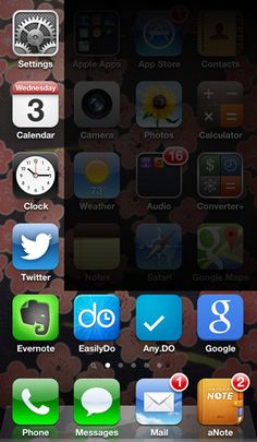 Get Organized: 4 Tips for Organizing iPhone Apps