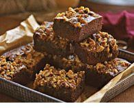 Chipotle Pumpkin Brownies