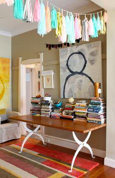 home inspiration: RACHEL CASTLE