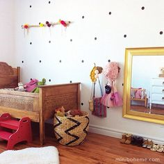 Vinyl Wall Sticker Decal Art  Small Polka Dots by urbanwalls, $23.00