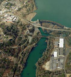 Thurlow Dam.