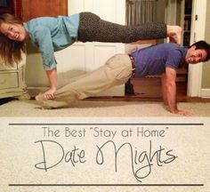 The Ashcraft Bunch: Stay At Home Date Nights {Guest Post}