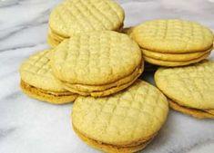 Gluten Free Nutter Butter Cookies Recipe (Dairy-Free)