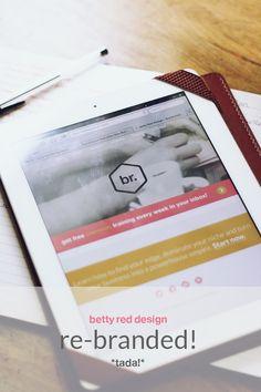 Betty Red Design has rebranded! #dental #poker