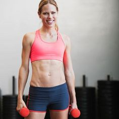 Want a stronger, leaner, slimmer body? Lift Heavy! Here's how.