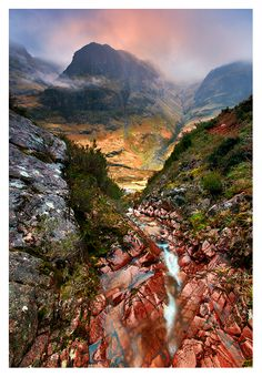 Glenco, Scotland