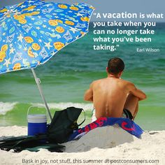 #vacation - what you