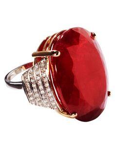 Jack Vartanian ring @}-,-;--
