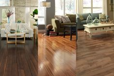 Find Your Flooring Match! Break it down by type, color & width to simplify the process!
