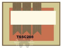 TSSC card sketch #208. #cards #card_making #sketches #crafts