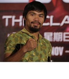 Manny Pacquiao One on One