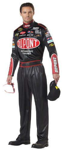 Jeff Gordon Nascar Racer Costume