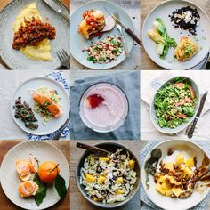 food lovers cleanse menu plan   bon appetit