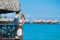 Best Seller Honeymoon 8 Days Tahiti Moorea Bora Bora Overwater With Meals All Taxes (8 nights)