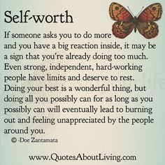 quotes about feeling unappreciated | Quotes About Living - Doe Zantamata