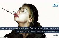 Don't get hooked by big tobacco companies.