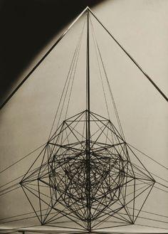 Man Ray, Mathematical Object, 1936