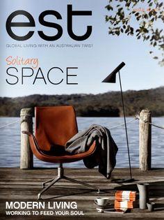 Est magazine august/2011 #design #free