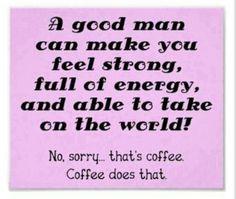 A good Man...