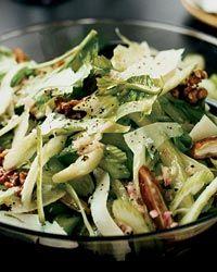 Celery Salad with Walnuts, Dates and Pecorino Recipe
