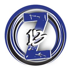 Zach's Club themed Bar Mitzvah logo