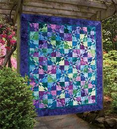 Half Square Triangle Quilts On Pinterest Half Square