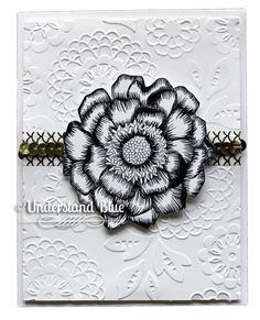 Add additional texture to the Blended Bloom stamp by using a Stampin' Write Marker.