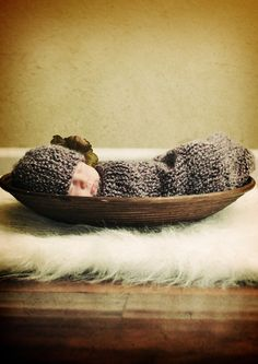 Hey look!   A baby turd.. on a platter! greet card, babi greet, baptism stationeri, babi announc, wood bowls, greeting cards, bug