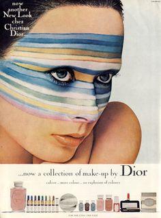 Vintage Dior ad, 1969