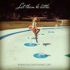 Rey Swimwear for littles