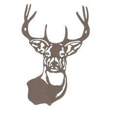 Deer head stencils deer head lrg jpg stencils deer head stencils