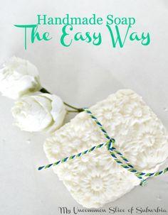 make soap, handmade soaps, handmad soap