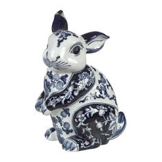 Add a traditional touch to your home decor with this piggy bank from Pols Potten. Perfect for saving loose change to treat yourself in future, this moneybox is available in a selection of charming ani