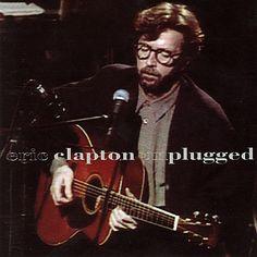 classic rock, ear, eric clapton unplugged, 1992, favorit cds, album cover, musician, unplug eric, favorit guitarist