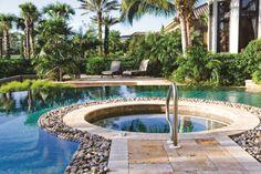 Pool for Beach House in Hawaii