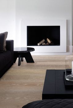 Fireplace :: Stone by Piet Boon