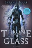 Throne of Glass (Throne of Glass Series #1) by Sarah Maas  -- YARP 2014-15 High School Nominee