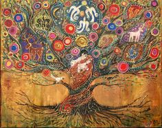 Tree of Life by Anne-Marie Zilberman