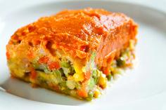 Sweet Potato Shepard's Pie Recipe