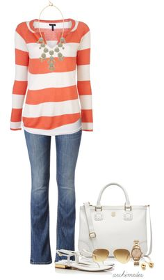"""""""Summer Casual"""" by archimedes16 on Polyvore"""