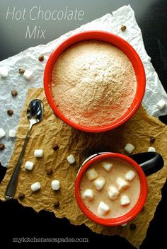 Hot Chocolate Mix | Made From Pinterest