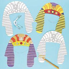 Ancient Egypt crafts on Pinterest | Ancient Egypt, Egypt and Egyptian ...