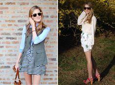 Separated At Birth: Fashion Blogger Look-Alikes We Love!