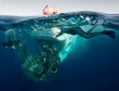 Super-submersible Alvin dives again after refit - environment - 31 March 2014 - New Scientist
